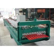 Máquina de porta de persiana de aço galvanizado