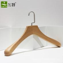fabricar cabide de faia de vestuário de luxo