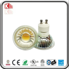 Ce RoHS ETL Glass GU10 MR16 COB LED Spotlight