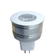 LED-Birnen-Scheinwerfer mit CE (GN-HP-1W1-MR11-B)