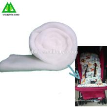 La meilleure qualité Ouate confortable de remplissage de bourre de bambou / fabrication pour le siège de bébé.