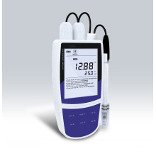 Portable Conductivity and Salinity Meter for Laboratory Wt531
