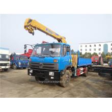 8 Ton Mini hydraulic XCMG crane truck price