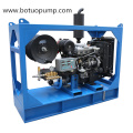 LB stainless steel plunger pump