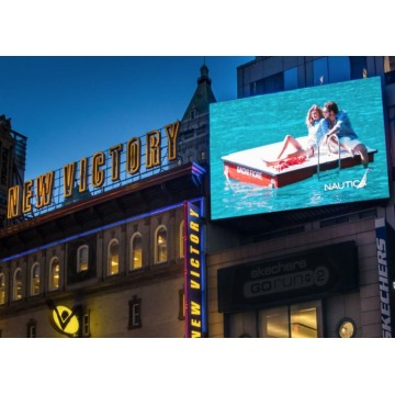P16 Hoge helderheid Billboard LED-display voor advertenties