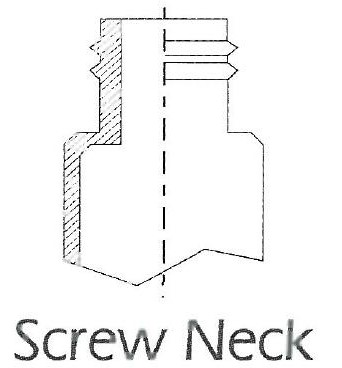 Screw Neck 6