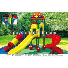Outdoor mushroom playground for kids