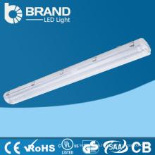 Fábrica de China que hace el precio barato al por mayor ce ip65 alta calidad t5 t8 llevó la guarnición del tubo