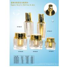 Tarro de crema acrílico (KLC-06)