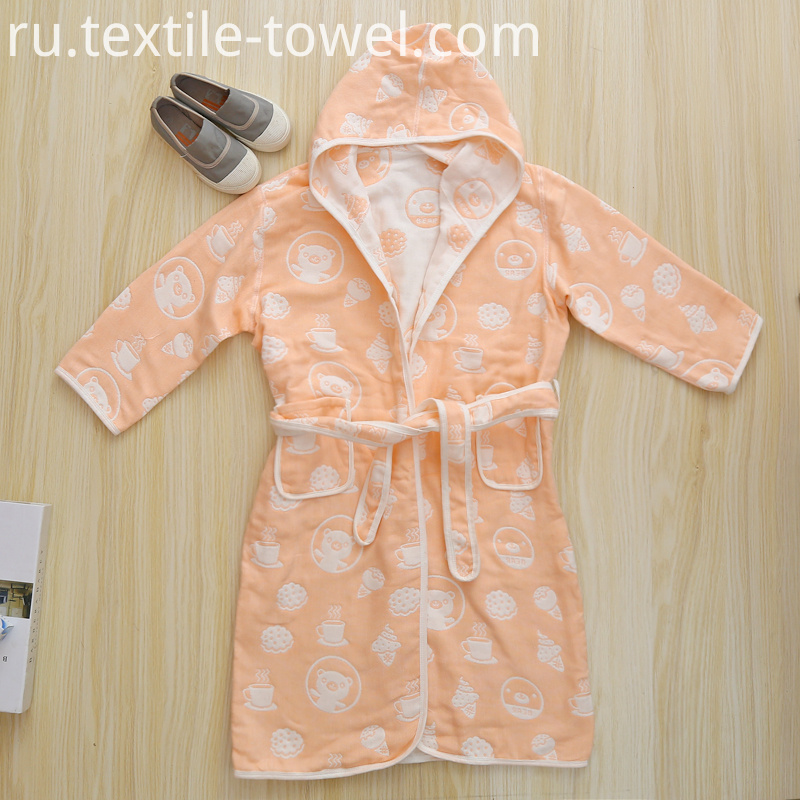 Children's Bathrobes Bulk