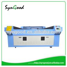 SG1325 средней кровати co2 лазерной гравировки и резки машины мраморной надгробия лазерной гравировки машины