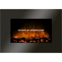 Wall hanging fireplace with ce certificate