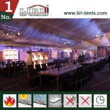 Klar Top TFS Zelt für Hochzeit und Event zu verkaufen
