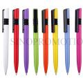 2015 preiswerter fördernder Stift mit kundengebundenem Firmenzeichen (R4203)