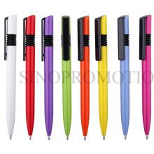 2015 caneta promocional baratos com logotipo personalizado (r4203)