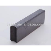 trocador de calor bloco de grafite de carbono