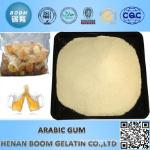 Hot Sale Clarifying Agent Arabic Gum Powder in Wine