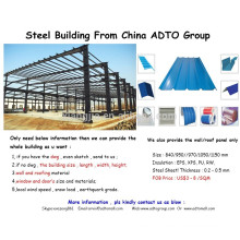professional steel structure design/Ten years steel structure for exports