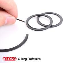 Gaxeta plana de silicone macio usada na indústria elétrica