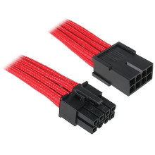 Câble d'extension connecteur ATX 8 broches (rouge)