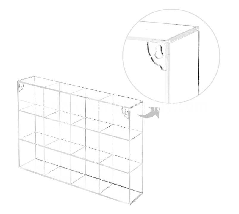Freestanding Bathroom Counter Shelf