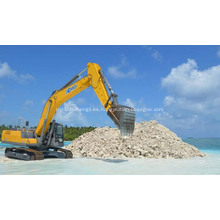 Venta caliente XE215C 21.5Ton Excavadora de orugas hidráulica