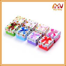 Boîte à collier sur mesure haut de gamme, boîtes à anneaux, coffres-cadeaux personnalisés