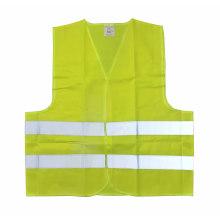 Kind Gelb Plastik Sicherheit Reflektierende Weste