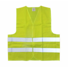 Child Yellow Plastic Safety Reflective Vest