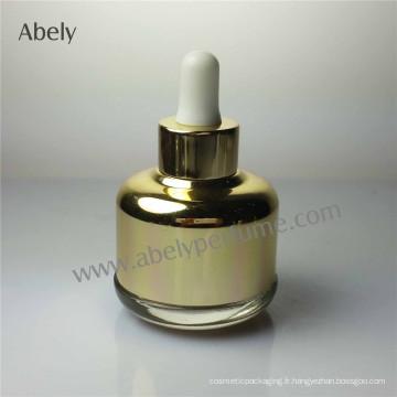 Bouteille d'huile de parfum de petite taille