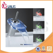 Faucet de LED de manípulo de estilo novo com mordern (YL-8015)