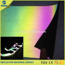 Zapato reflectante de la PU de la alta visibilidad del precio al por mayor de la fábrica