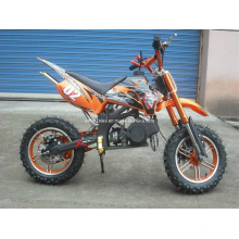 49cc pit bike com jante de alumínio novo borda Et-Db002
