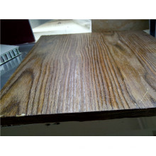Wood Look Aluminium Wabenplatten Externe Wandverkleidung