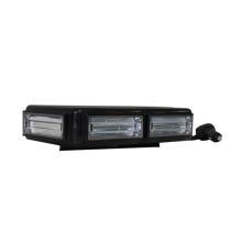 12-24 V 60 W COB Super Brilhante Ímã Forte Piscando Segurança Mini Luz de Advertência Bar
