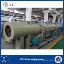 Exporter la machine de production de tuyaux PE
