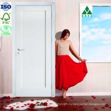 Белый грунтованный/грунтовки панели МДФ 1 шейкер дверь