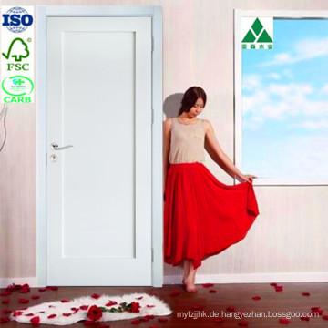 Weiß Grundierte / Grundierung MDF 1 Panel Shaker Tür