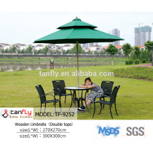 2015 big sun patio garden waterproof hanging outdoor umbrella