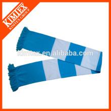 Écharpe acrylique en tricot personnalisé