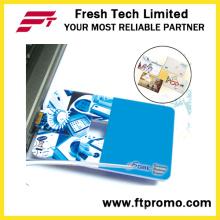 Кредитная карта стиль USB флэш-накопитель