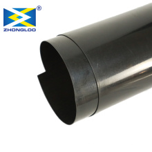 geomembrane hdpe 0.75mm used in water storage