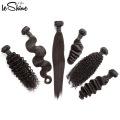 La mejor venta directa de la fábrica de la calidad armadura 100% del pelo natural rizado en la India