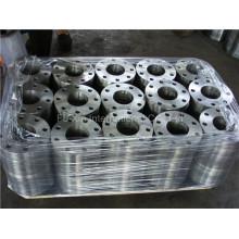 Placa de aço carbono BS, flanges cegas
