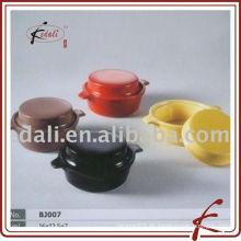 Steinzeug Bakeware Schüssel