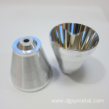Auto aluminum Metal lighting accessories