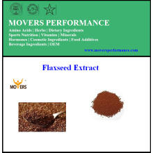 High Quality Best Selling 100% Pure Natural Flaxseed Extract
