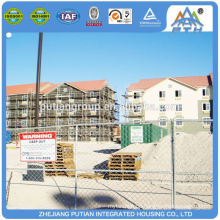 Best selling products prefabricated light steel structure hotel house