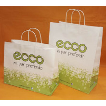 White Paper Lunch Bags