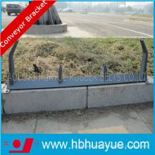 Q235 Smooth Steel Conveyor Roller Conveyor Bracket